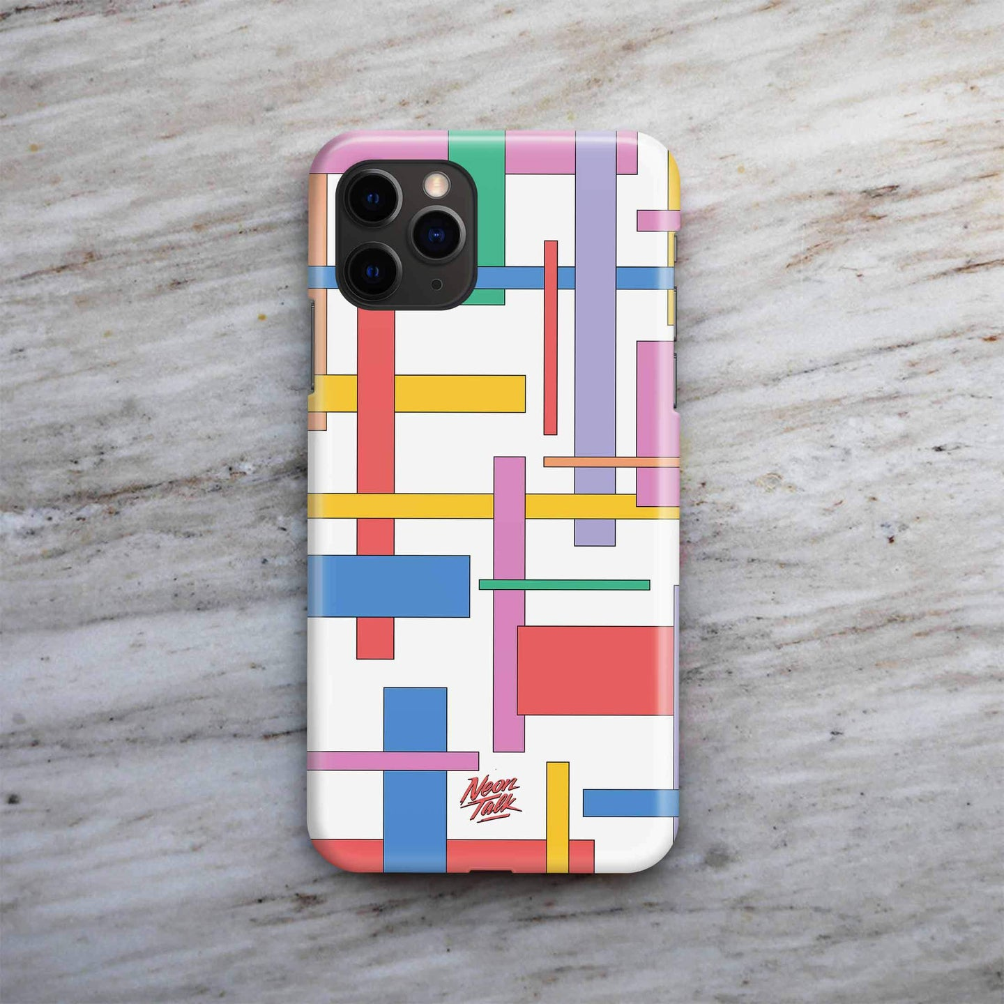 Rectanglez Phone Case by Ana de Santons Díaz