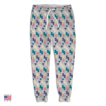 Load image into Gallery viewer, Taco Talk Gray Joggers by Freshcolor