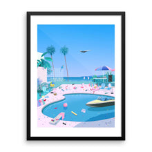 "Load image into Gallery viewer, ""The Day After"" by Yoko Honda. Limited Edition"