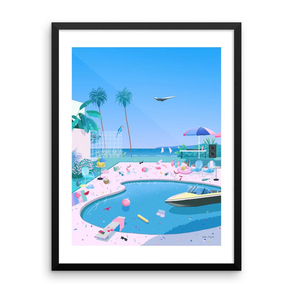 """The Day After"" by Yoko Honda. Limited Edition"
