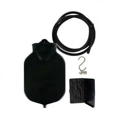 CleanStream Deluxe Black Enema Set - Diddleworld