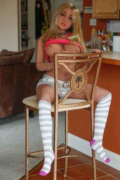 Tanned Jenny - Life Size Love Doll 4.86' / 148cm - Tanned American - Diddleworld.com - 1