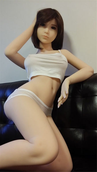 Energetic Hong Kong Girl, Eva - Life Size Love Doll 4'4 / 135cm - Diddleworld.com - 1