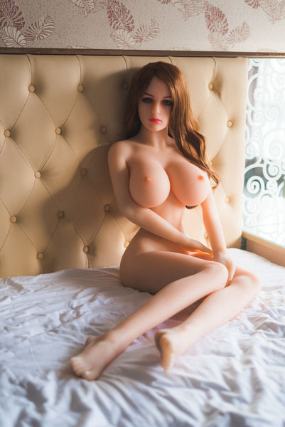 Hot Russian, Dinara - Life Size Silicone Love Doll 5.09' / 155cm - Diddleworld.com - 1