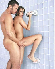 Sex In The Shower Single Locking Suction Foot Rest - Diddleworld
