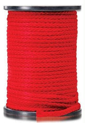 Fetish Fantasy 200-Ft Bondage Rope - Red - Diddleworld