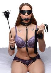 Tame Me 8 Piece Beginner Bondage Set - Diddleworld