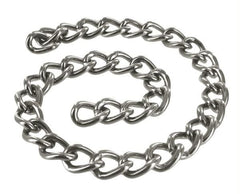 Linkage 12 Inch Steel Chain - Diddleworld.com