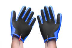 Conductor Electro Conductive Estim Gloves - Diddleworld