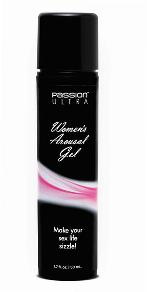 Passion Arousal Gel w/ L-Arginine for Women
