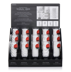 Tenga 3D Store Display with Product