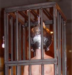 eXtreme Steel Head Cage With 5 Inch Collar - Diddleworld.com