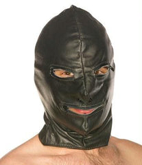 Strict Leather Basic Zipper Hood - Diddleworld