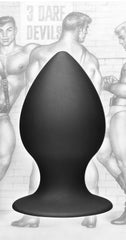 Tom of Finland Large Silicone Anal Plug - Diddleworld