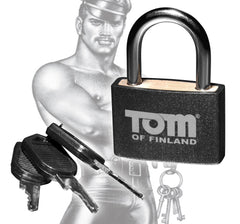 Tom of Finland Metal Lock - Diddleworld