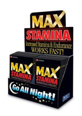 Max Stamina - Maximum Sexual Stimulant (1 Dose) - Diddleworld.com