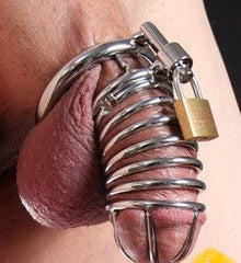 The Jail House Chastity Device - Diddleworld.com - 1