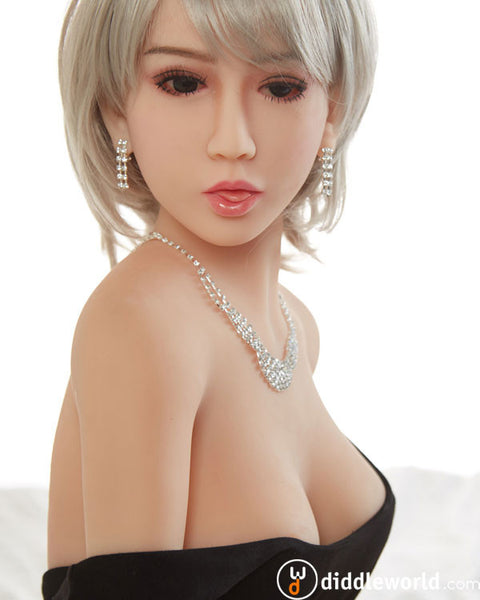 Min Ji - Korean Life Size Love Doll 4.9'/150cm - Diddleworld.com - 1