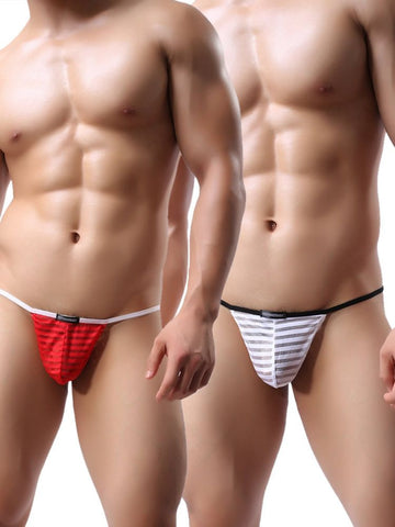 G String colourful sexy men underwear - Diddleworld.com - 1