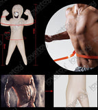 Inflatable Blow Up Hot Sexy Male Doll with Cock - Diddleworld.com - 3