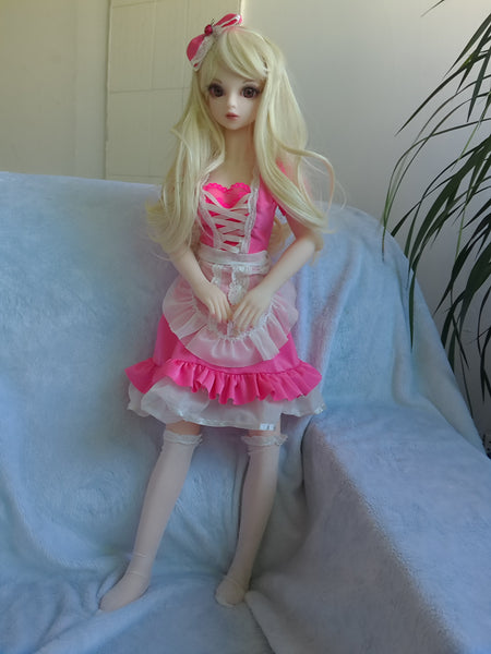 Mina - Mini Size Love Doll 26.7 inch / 68cm - Diddleworld.com - 1
