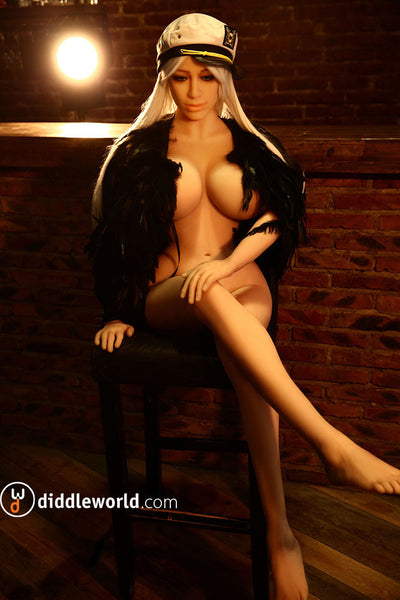 Navy Heather - Life Size Real Sex Doll 5.14' / 158cm - Diddleworld.com - 1
