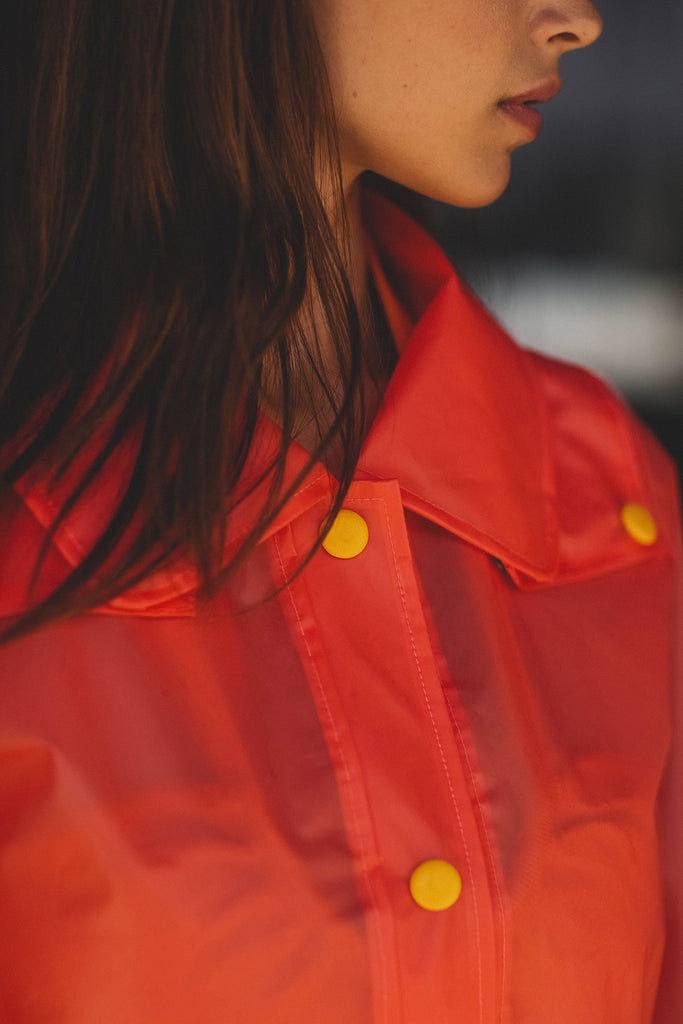 Red Raincoat