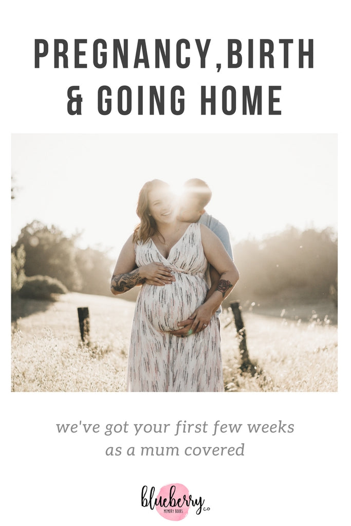 Pregnancy, birth and going home... we've got you covered