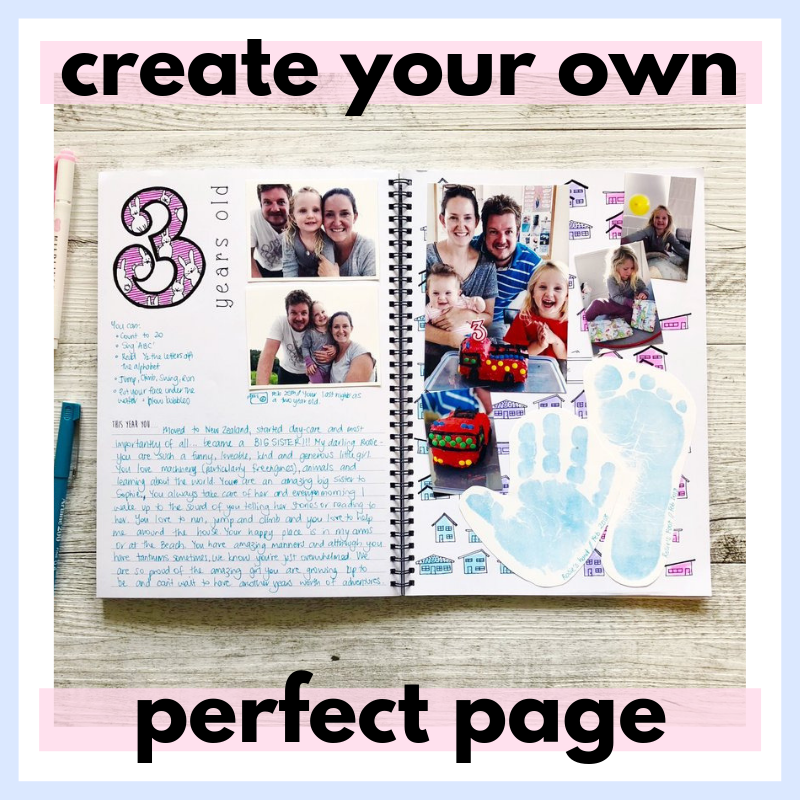 4 steps to the perfect page