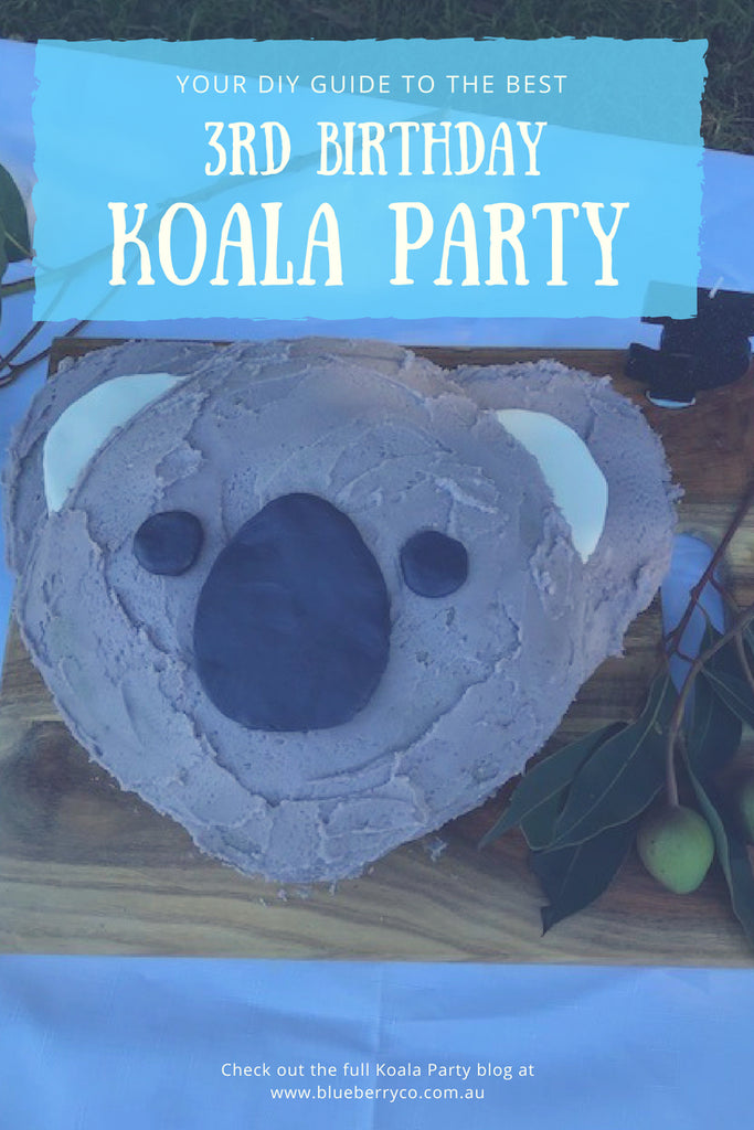 DIY Koala Theme Birthday Party 🐨