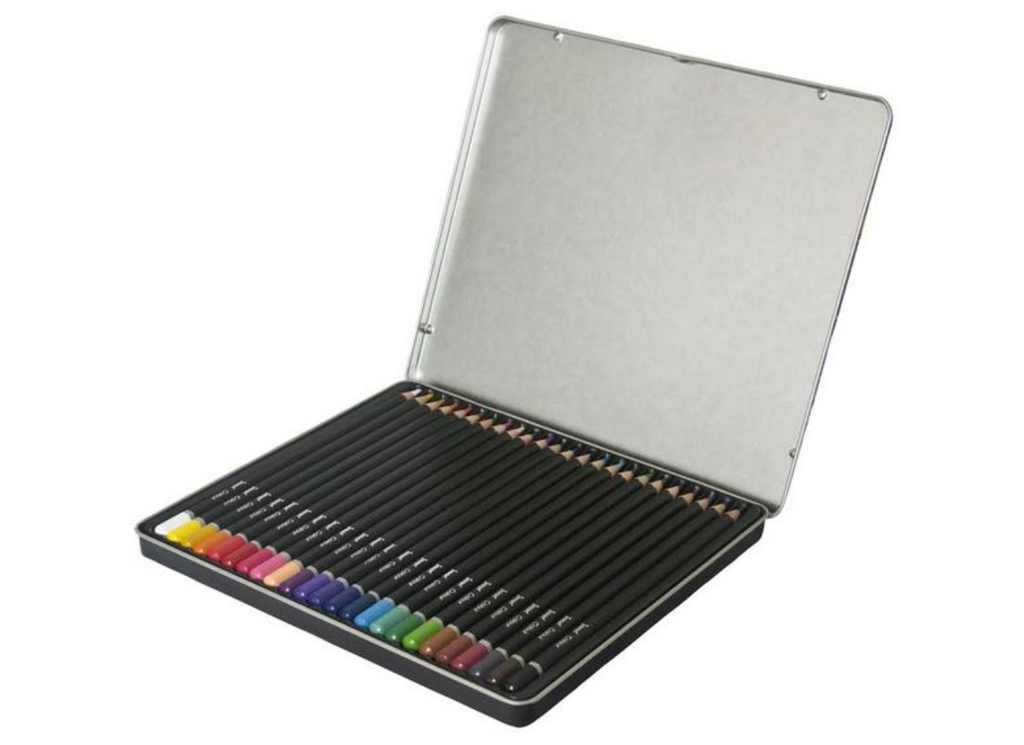 Jasart Studio Colour Pencils- set 24