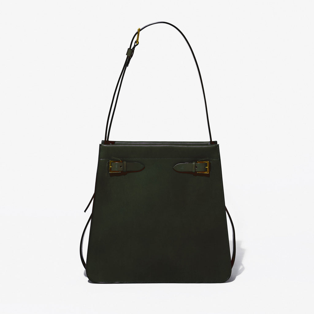 GREEN SELSEY BAG