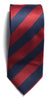 Regimental stripe - 604 Navy/Red