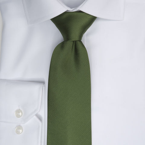 Solid Tie - 700 Green