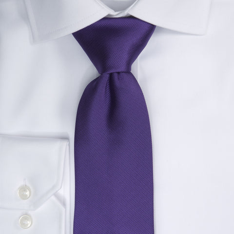 Solid Tie - 800 Purple