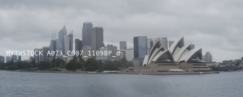Sydney Opera House from Sydney Harbour - Hand-held Anamorphic shot (Part D)