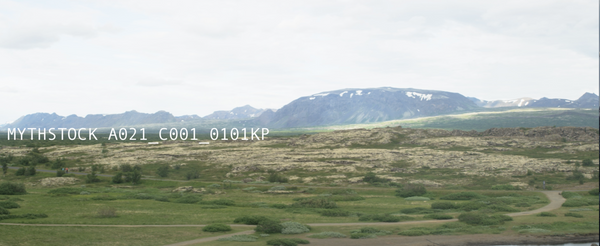 Icelandic landscape in the daytime (part 2)