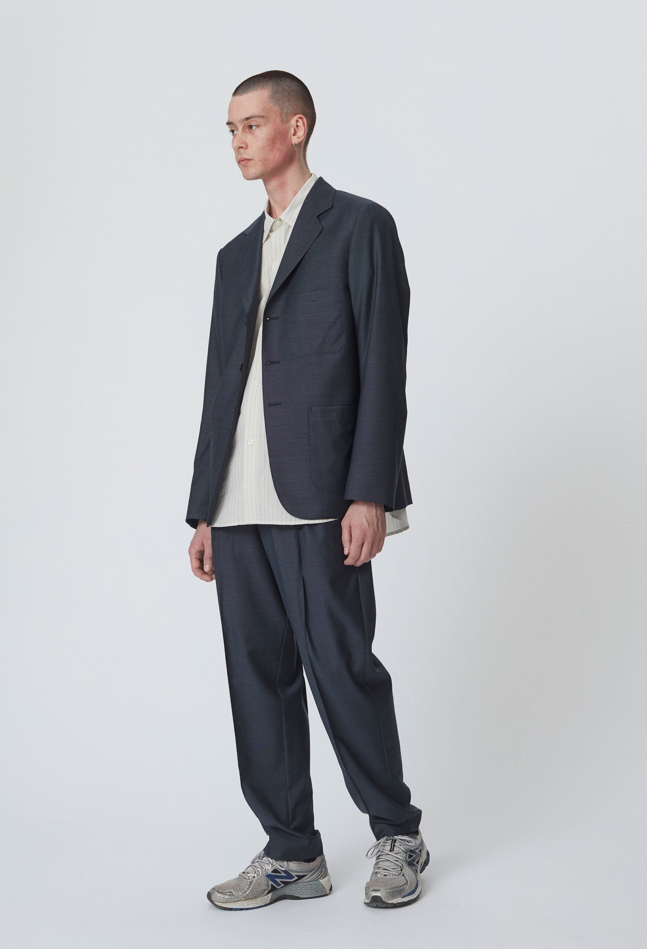 01 BLAZER - MIDNIGHT GREY