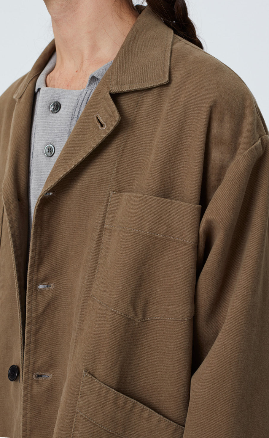 CARPENTER JACKET - KHAKI