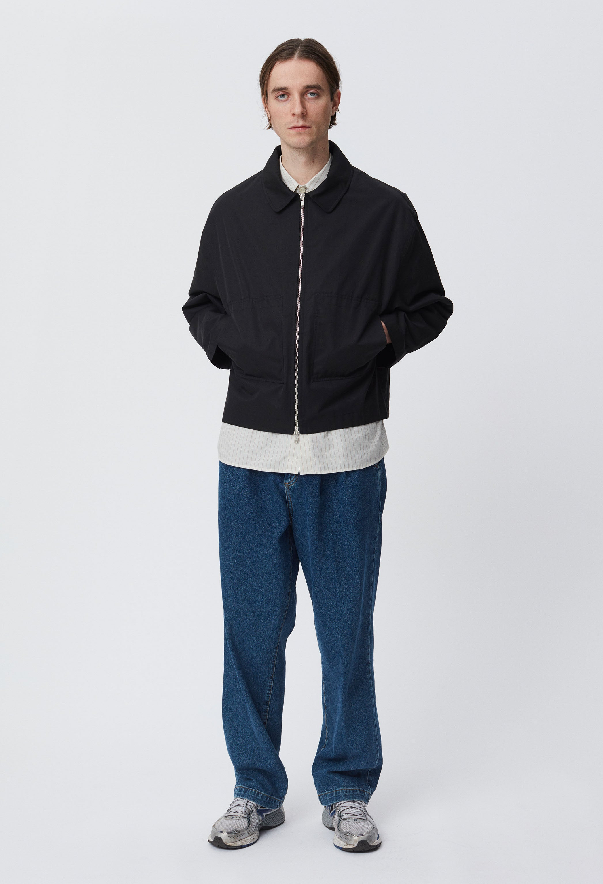 Case Blouson - Black