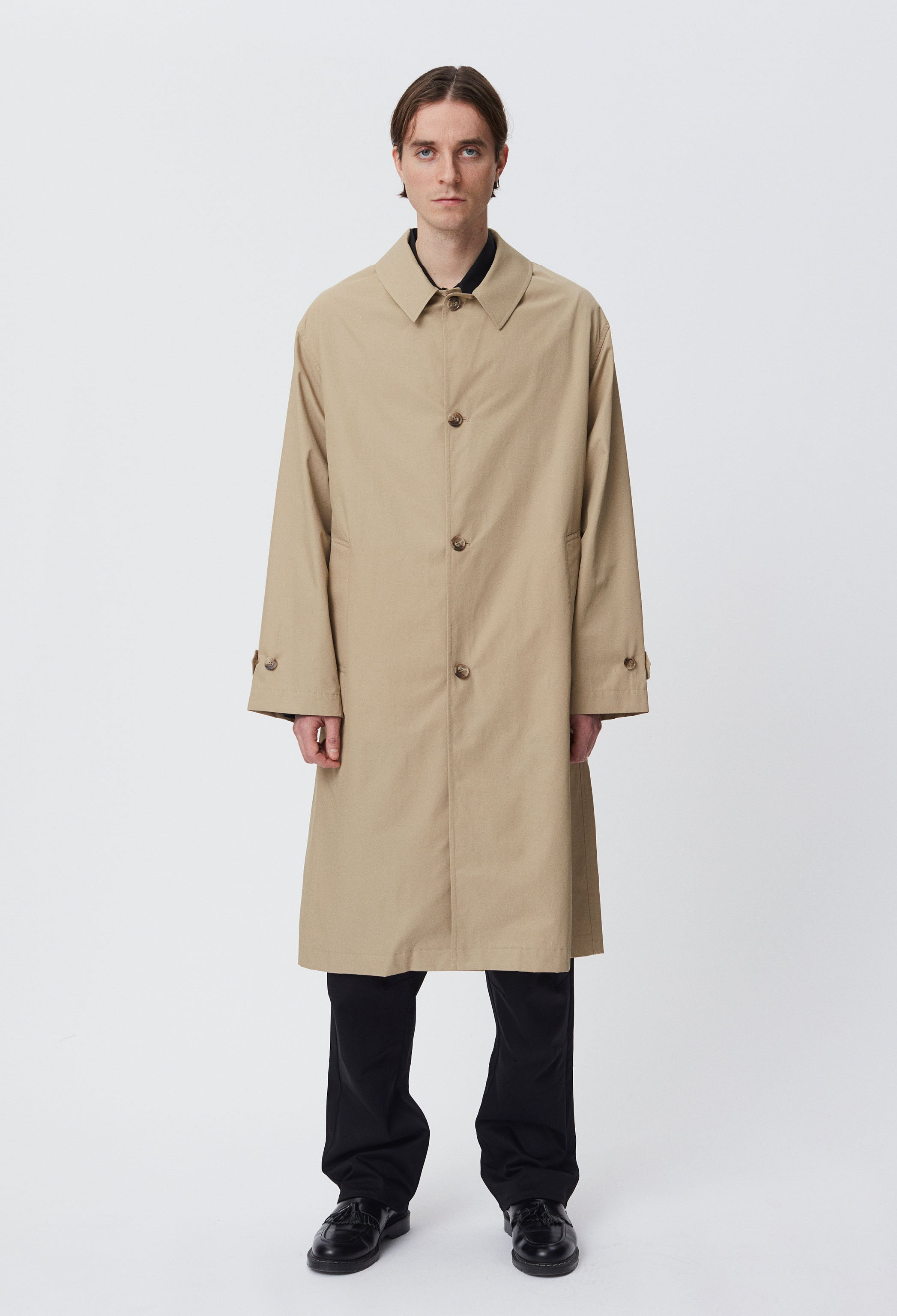 Echo Coat - Beige