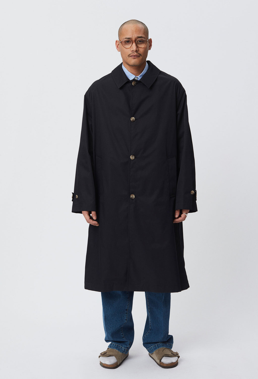 Echo Coat - Black