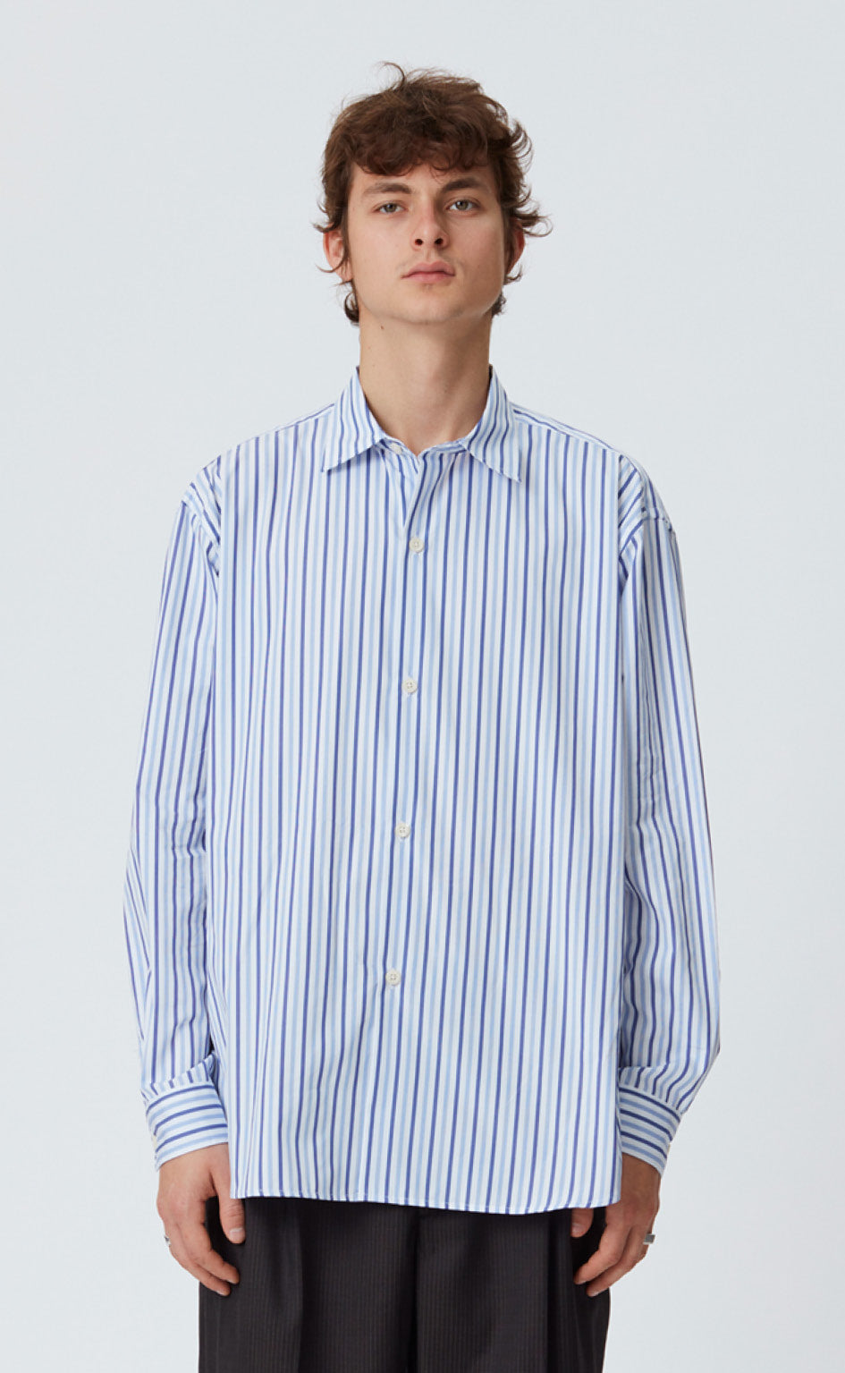 GENEROUS SHIRT - YUPPIE STRIPE