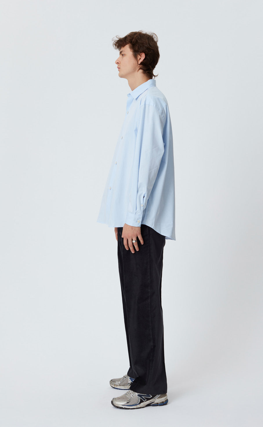 GENEROUS SHIRT - LIGHT BLUE