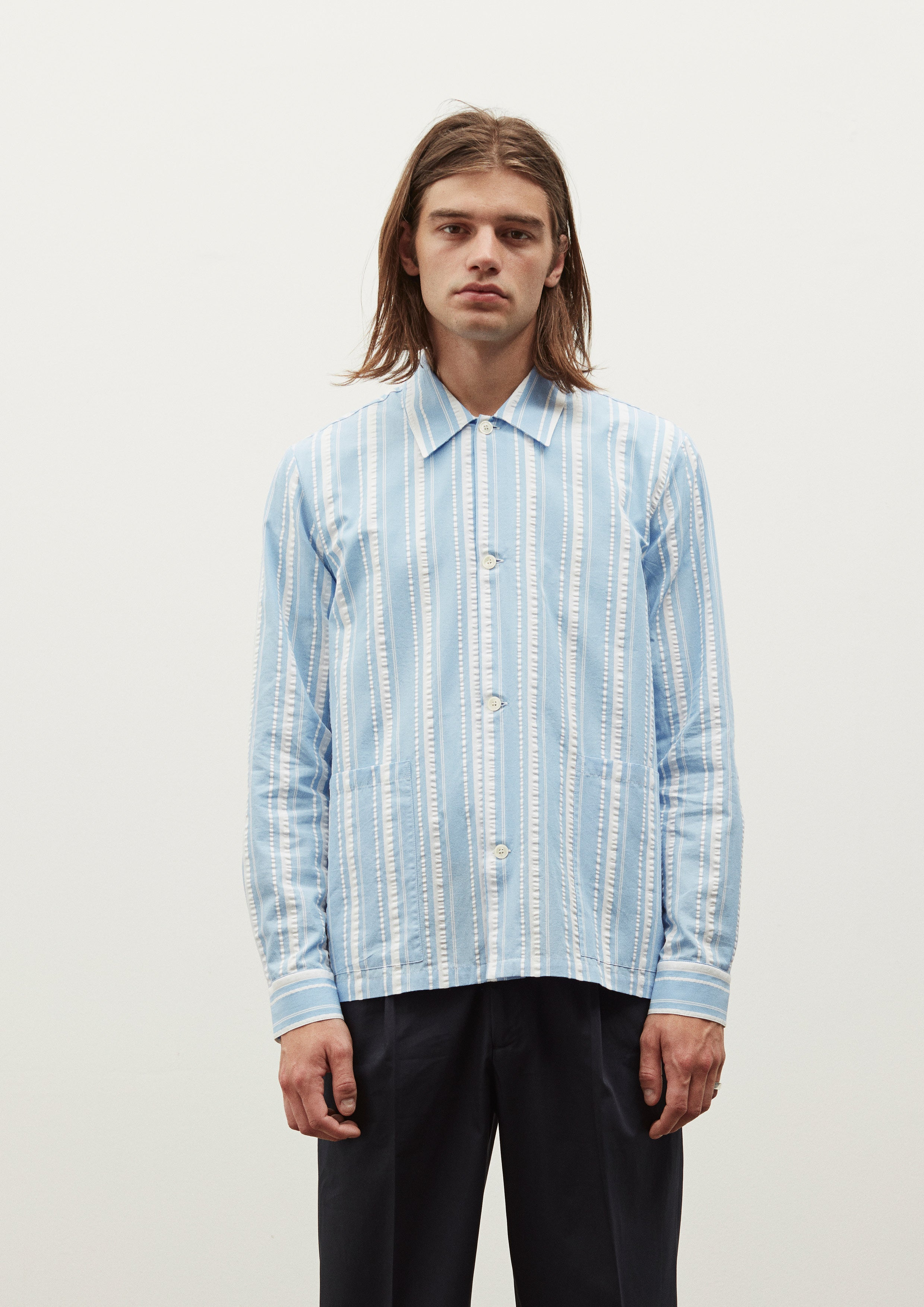 LAB SHIRT - BLUE