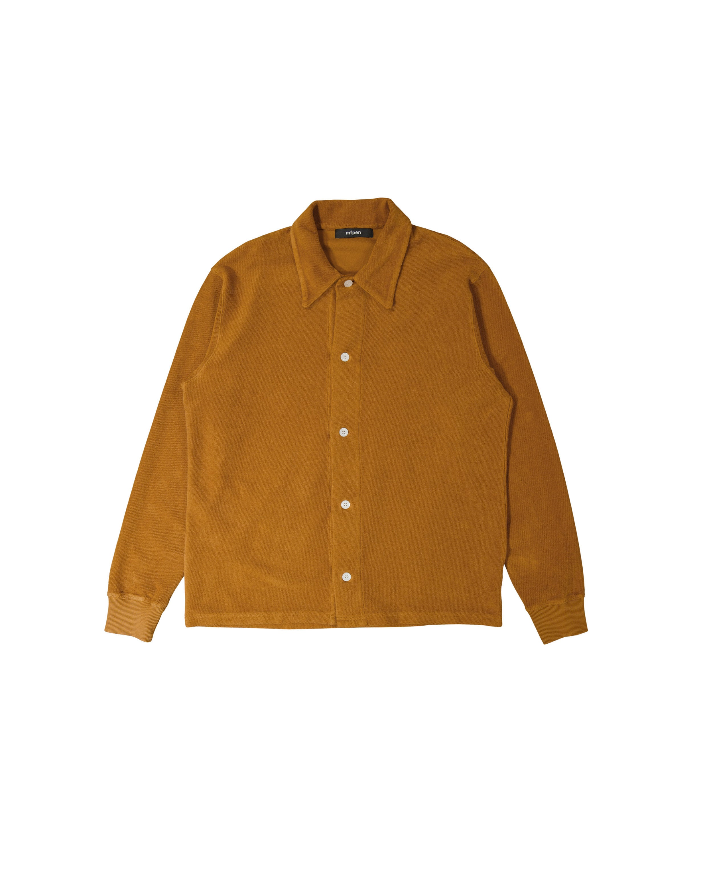 LUCEN SHIRT - BROWN