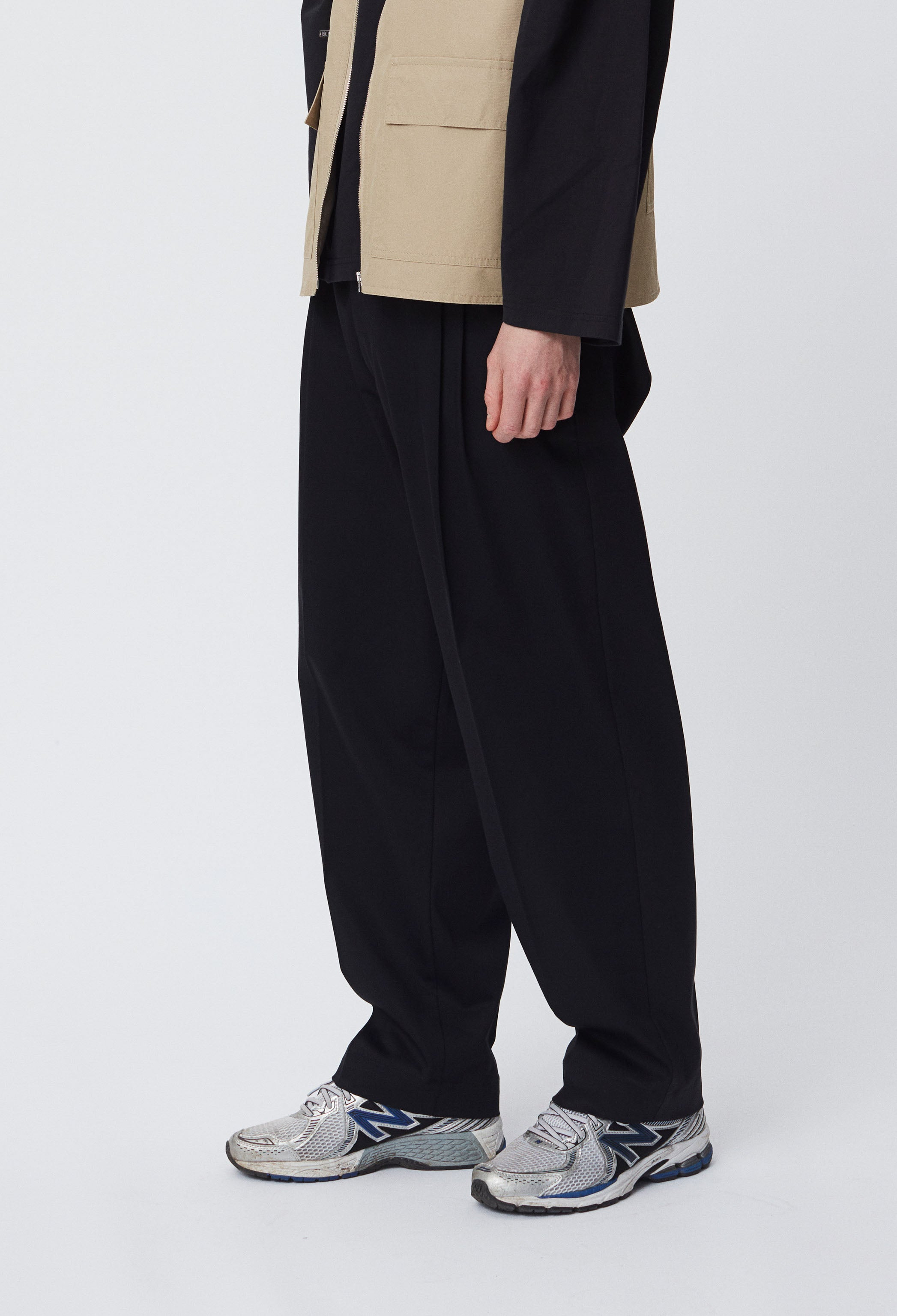 Scene Trousers - Black