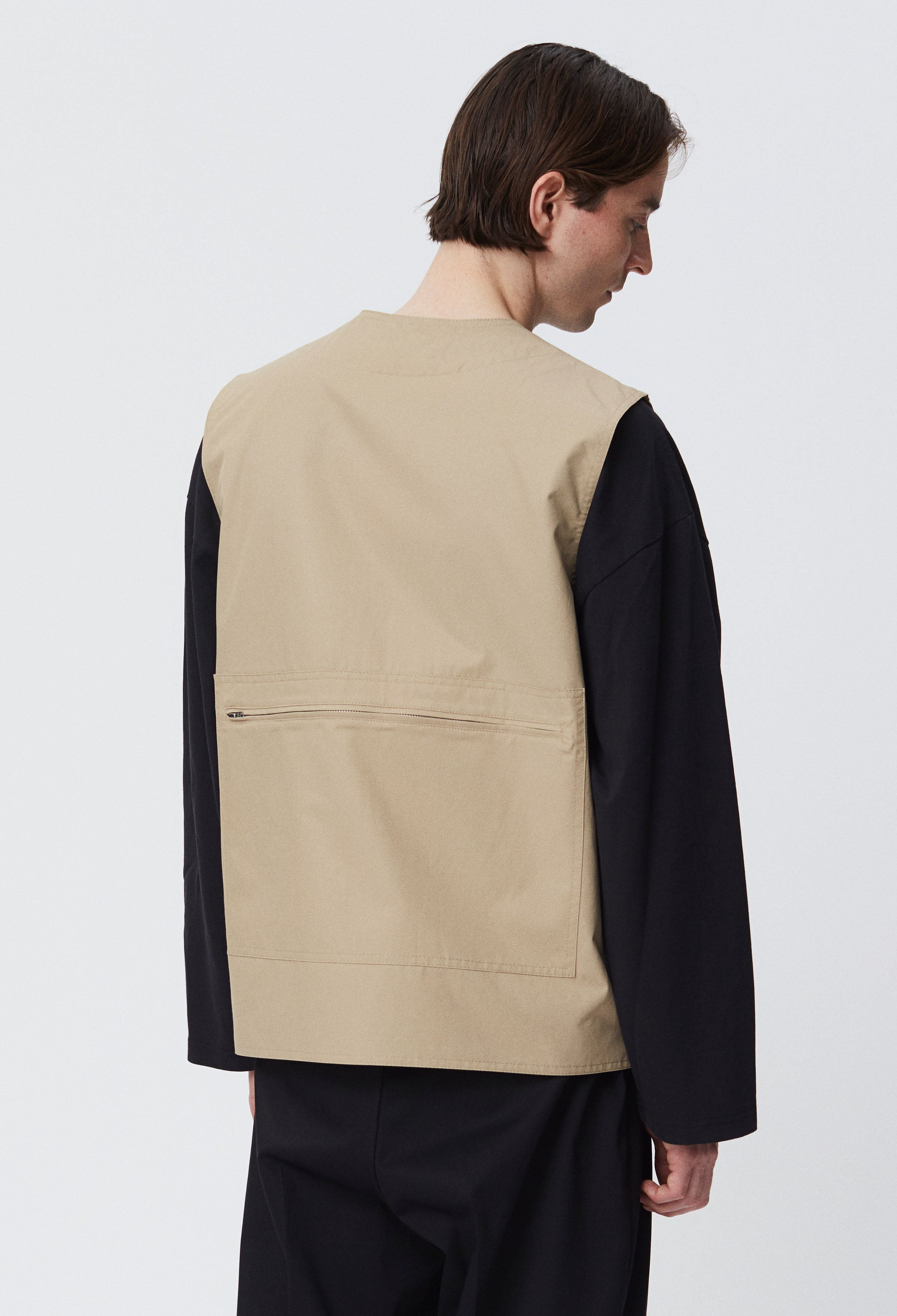 Supply Vest - Beige