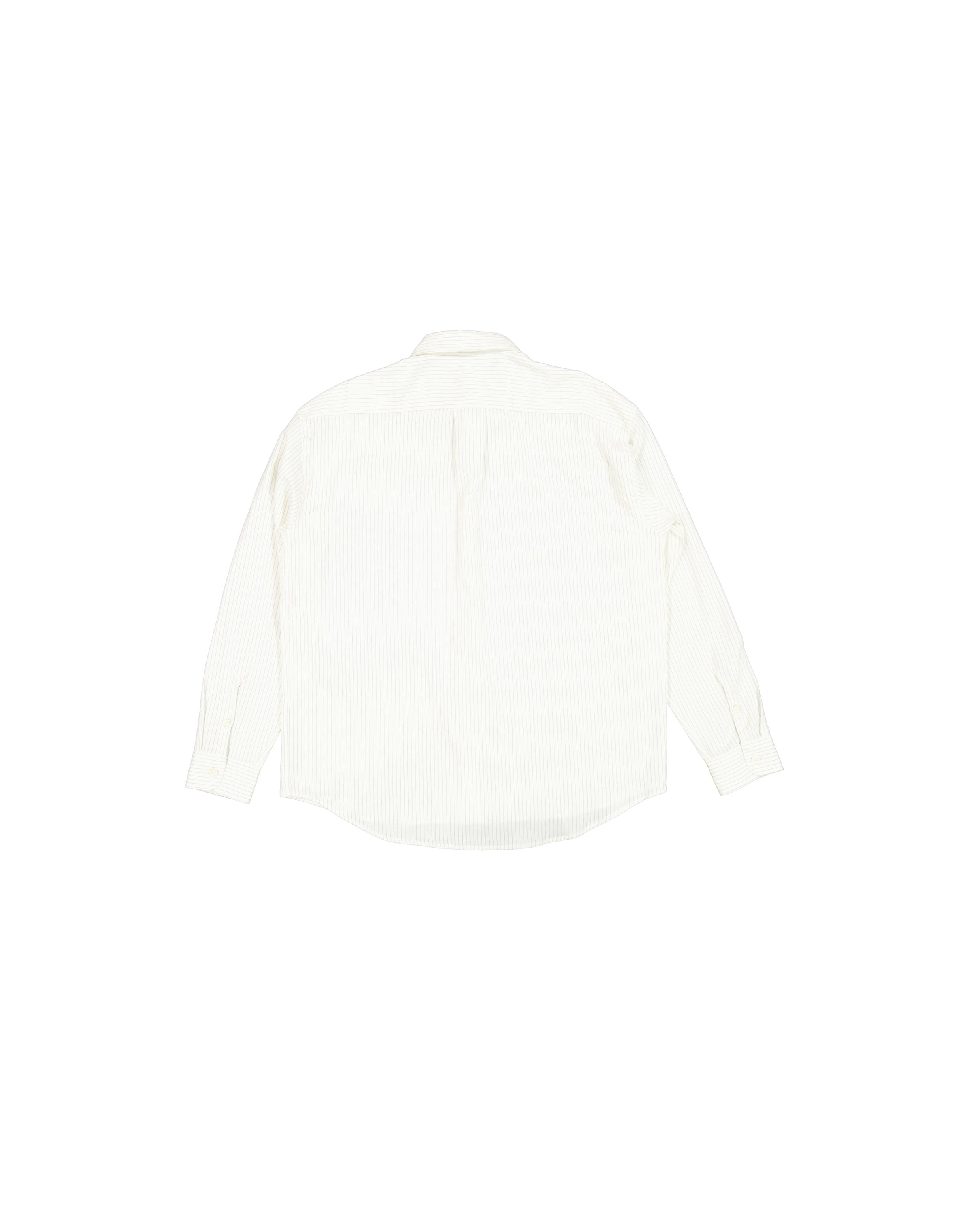 TAGLESS SHIRT - WHITE
