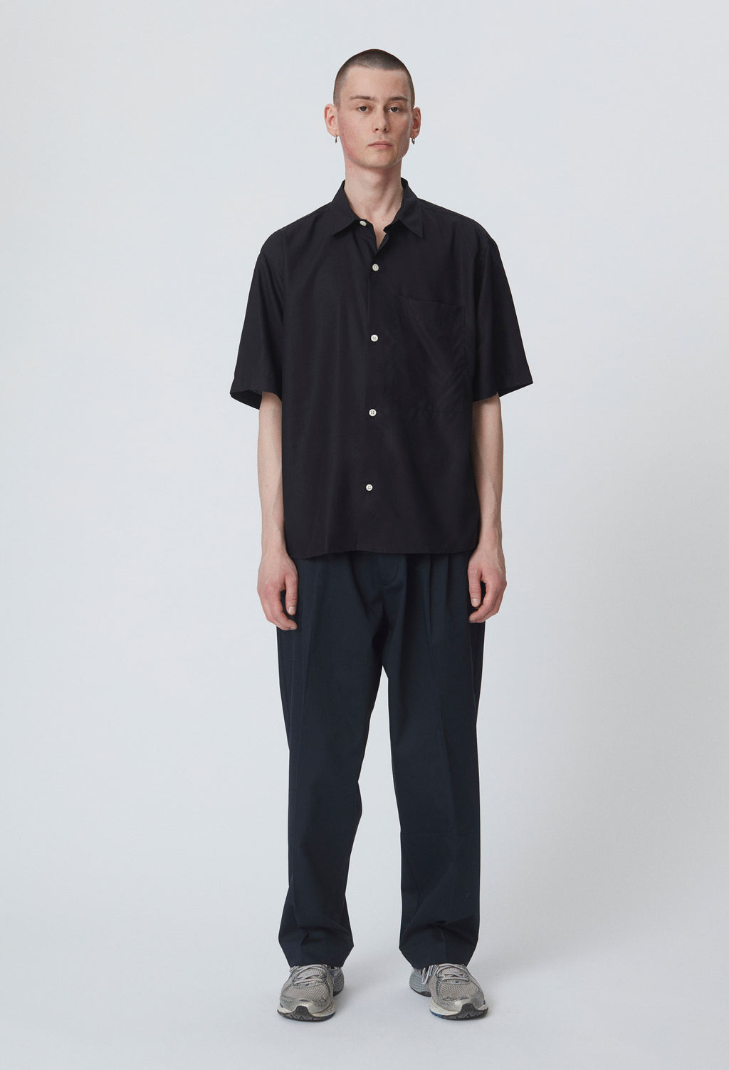 Type SS Shirt - Black